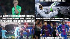 Meme del Eibar – Barcelona.
