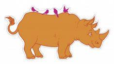 Las claves de la técnica del rinoceronte naranja
