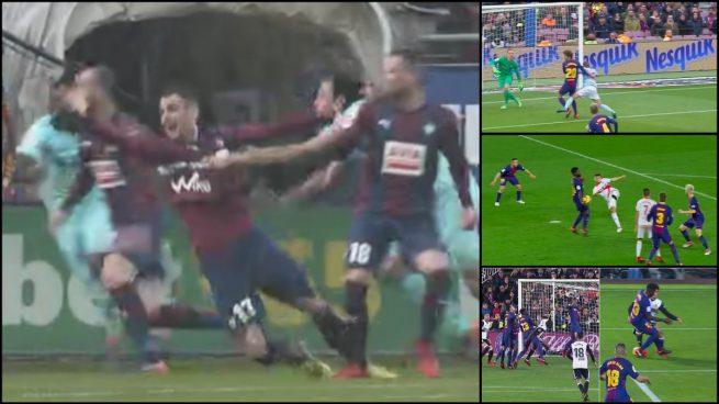 Sigue la racha del Barcelona: ya son 77 jornadas sin un penalti en contra