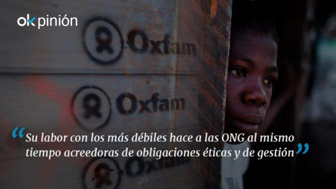 Escándalos en torno a las ONG: qué hacer ante ellos