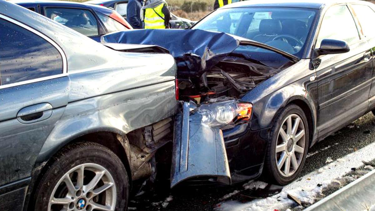 Accidente de tráfico (Foto: EFE)