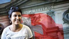 Anna Gabriel, ex diputada de la CUP.