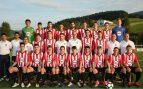 Un árbitro amenaza con expulsar a los jugadores que hablen en euskera