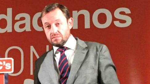 El diputado de Ciudadanos Francisco De la Torre.