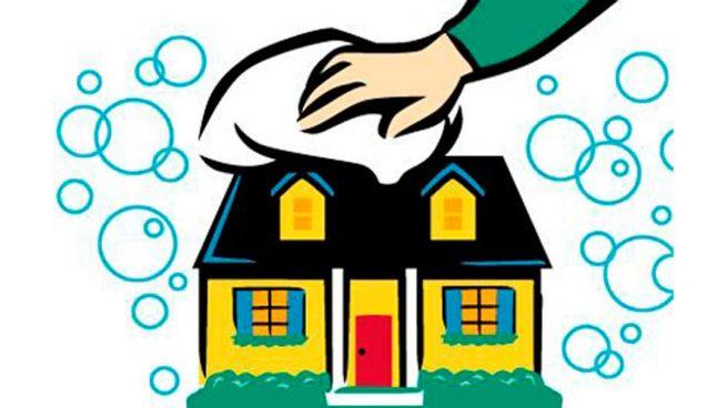 Limpiar la casa un peligro para la salud pulmonar - Como limpiar una casa ...