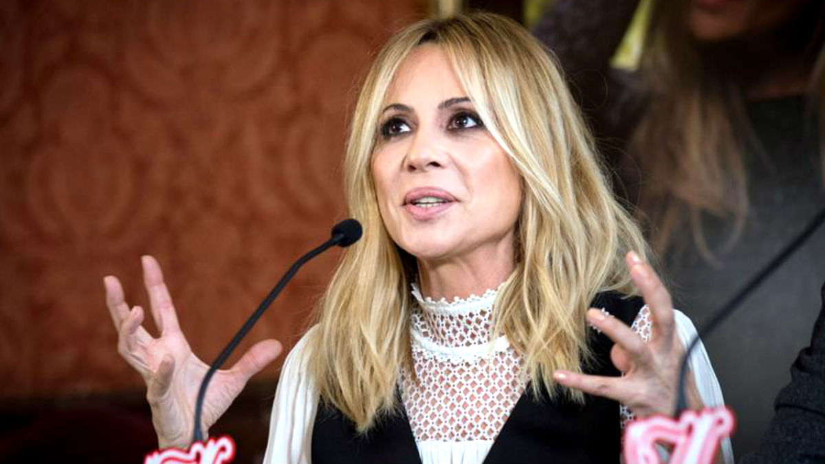 Marta Sánchez en una reciente imagen (Foto: Efe).