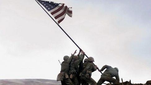 El 19 febrero de 1945, losmarines de los Estados Unidos aterrizan en Iwo Jima  Efemérides del 19 de febrero de 2019