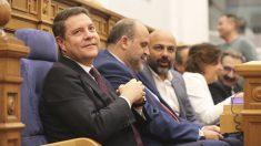 Emiliano García-Page, presidente de Castilla-La Mancha y secretario general del PSOE en esta región. (Foto: PSO