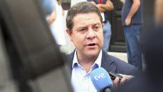 Emiliano García-Page, presidente de Castilla-La Mancha. (Foto: PSOE)