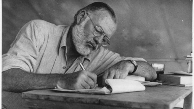 10 frases para reflexionar de Ernest Hemingway