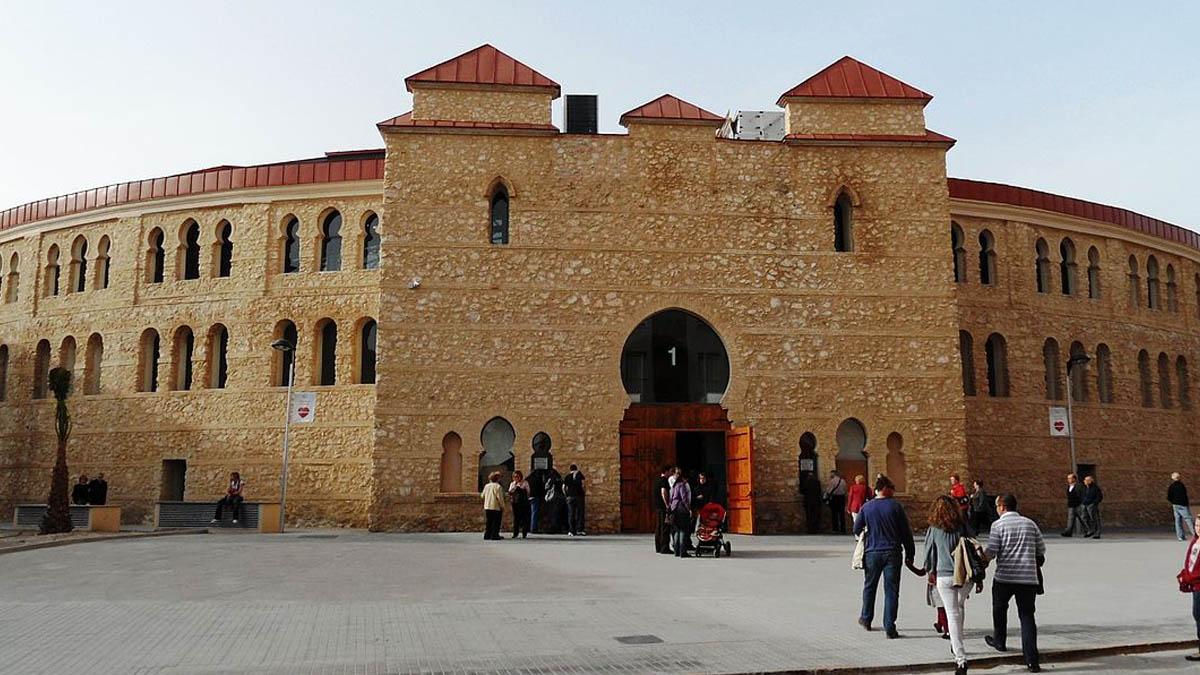 Plaza de toros de Villena (Foto: Wikipedia)