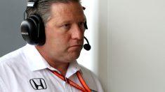 Zak Brown ha asegurado que la decoración del nuevo McLaren MCL33 será la que más cambie de toda la parrilla respecto a los monoplazas del año pasado. (Getty)