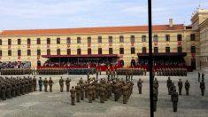 Academia Militar de Zaragoza.