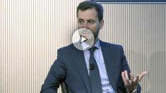 El director de Innovación y Nuevos Negocios de Banca de Indra, Álvaro de Salas,