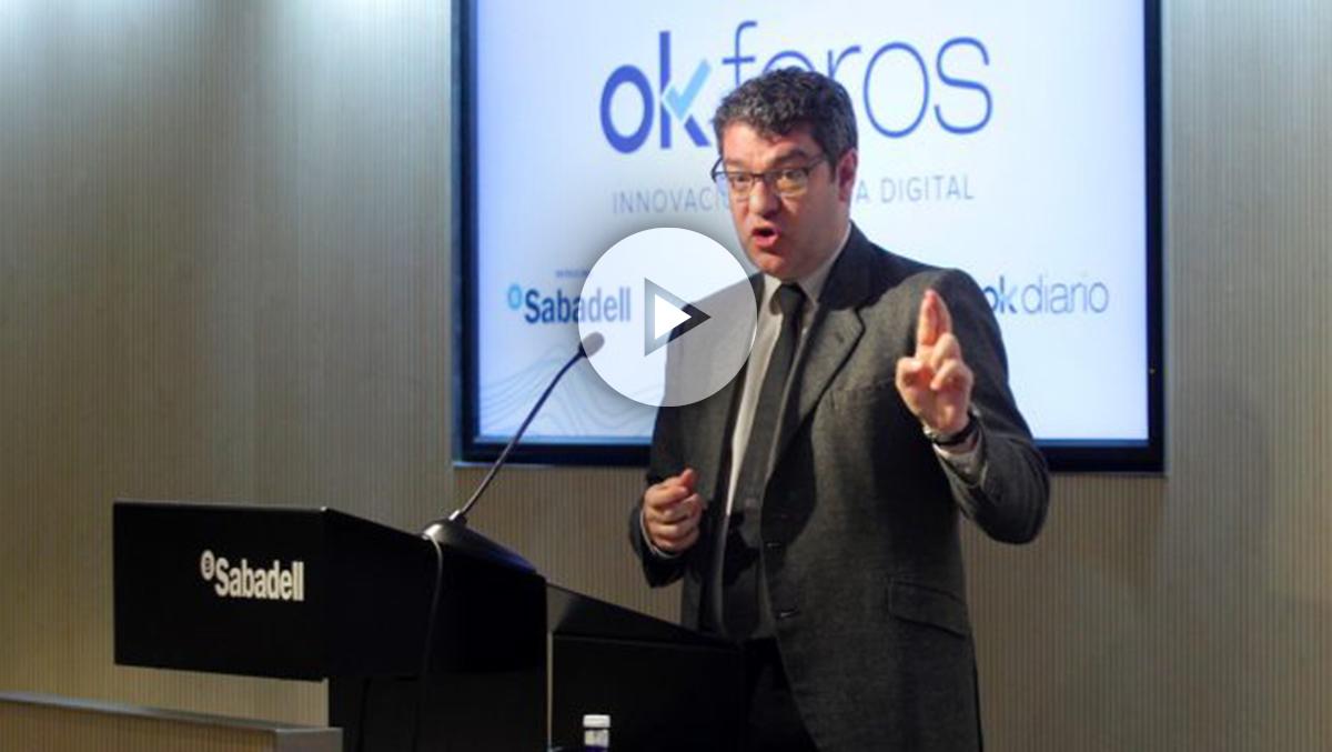 El ministro de Energía, Turismo y Agenda Digital, Álvaro Nadal. (Foto: Francisco Toledo)