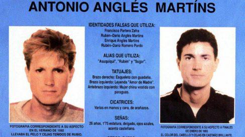 Antonio Anglés, asesino de las niñas de Alcásser.