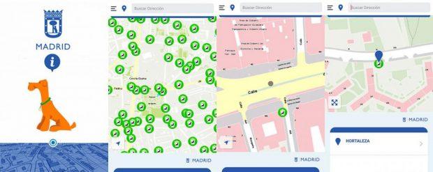 Carmena gasta 8.500€ en una app para localizar bolsas para cacas de perro que ya existe