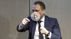 Alberto Hernández, director general del Instituto de Ciberseguridad de España (INCIBE). (Foto: Francisco Toledo)