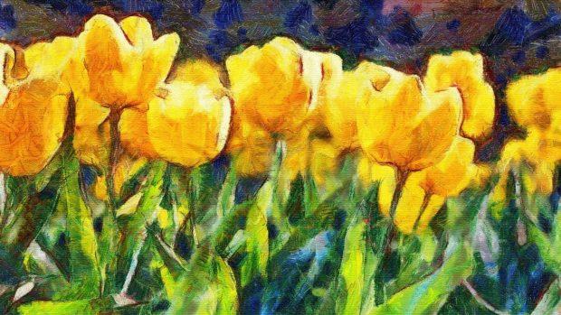 Dibujos Para Pintar Oleo Faciles Paisajes Fáciles De Pintar Al óleo