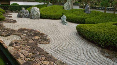 Todos los pasos para conseguir tu propio jardín zen.
