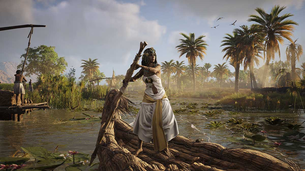 Descubre el Antiguo Egipto con total libertad gracias al Discovery Tour by Assassin's Creed