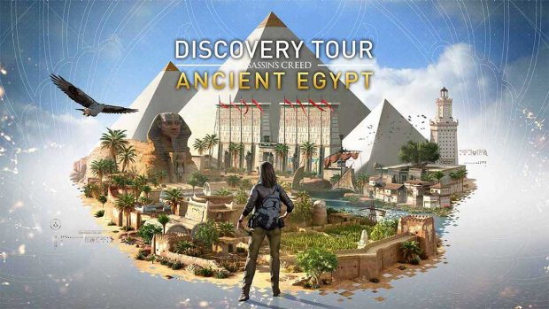 Discover Tour by Assassin's Creed