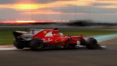 El nuevo Ferrari de Vettel y Raikkonen contará con una decoración bastante diferenciada respecto a años anteriores, recuperando un sabor clásico que hace mucho tiempo que no se veía. (Getty)