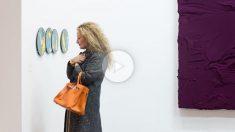 La comisaria de arte y crítica Mouna Menoukar (Foto. Facebook ARCO)