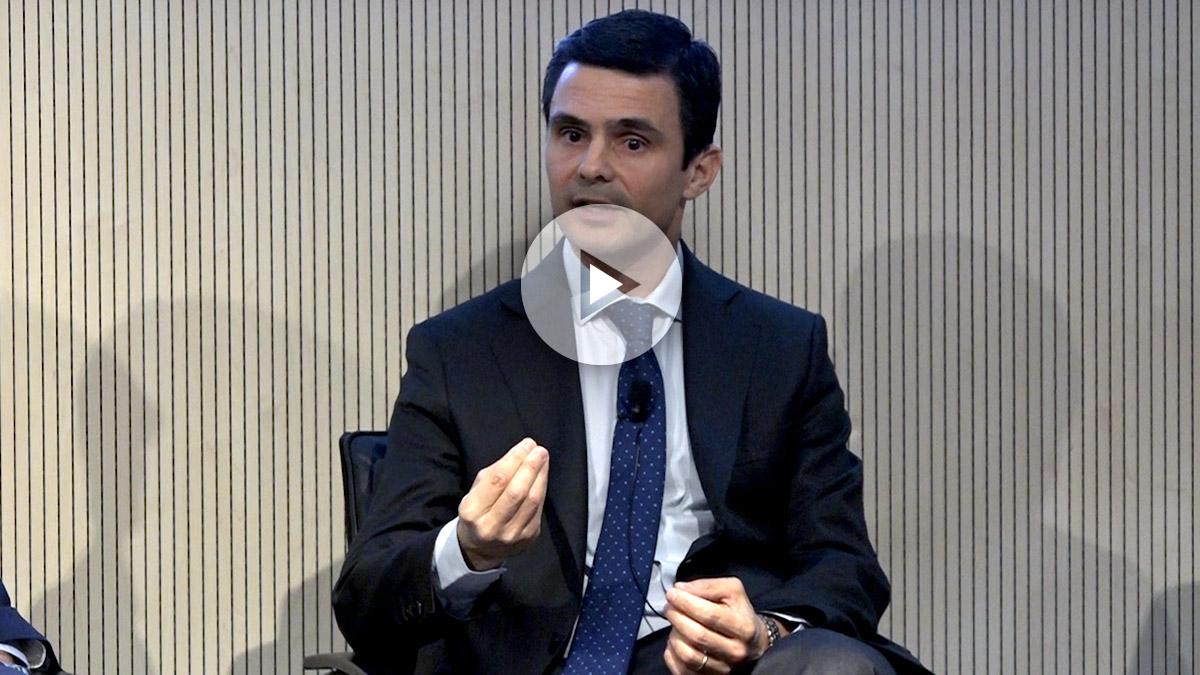 Lluís Pons, director de Marketing del Banco Sabadell.
