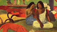 Eugène Henri Paul Gauguin nació en París en 1848.