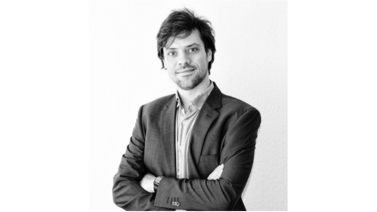 Oliver Peter, abogado de Anna Gabriel. Foto: Interdroit.
