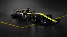 El monoplaza que conducirá Carlos Sainz esta temporada.