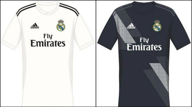 18e8455a9592b Se filtra la camiseta del Real Madrid para la próxima temporada