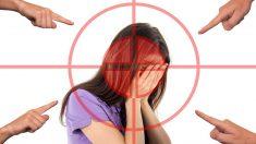 El bullying a través de una historia en redes sociales