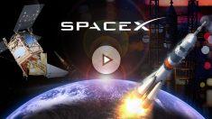 Sigue en directo el lanzamiento del satélite español PAZ con SpaceX