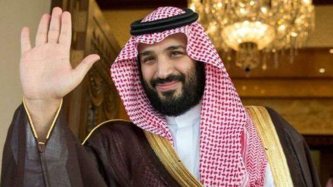 El príncipe heredero de Arabia Saudí, Mohamed bin Salman.