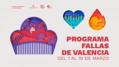Consulta aquí el programa de las Fallas de Valencia 2018.