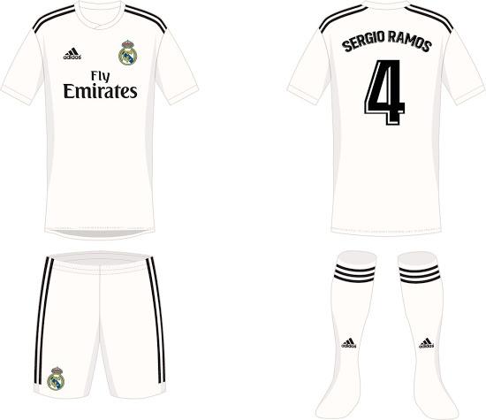 7dba42908e6d7 Se filtra la camiseta del Real Madrid para la próxima temporada