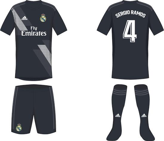 Se filtra la camiseta del Real Madrid para la próxima temporada 34203108eb46c