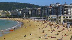 La Playa de la Concha (San Sebastián) ha sido elegida como la mejor playa de Europa y la sexta del mundo por los viajeros de TripAdvisor