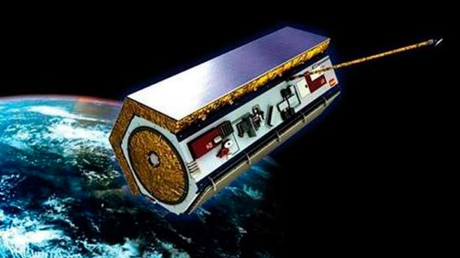 satélite español PAZ