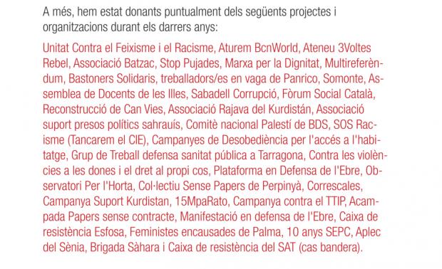 La CUP de Anna Gabriel investigada por malversar fondos públicos a través de donaciones