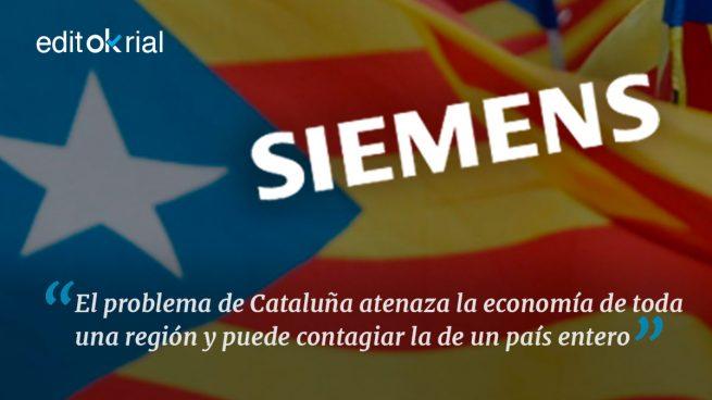 Lo de Cataluña no es ninguna broma