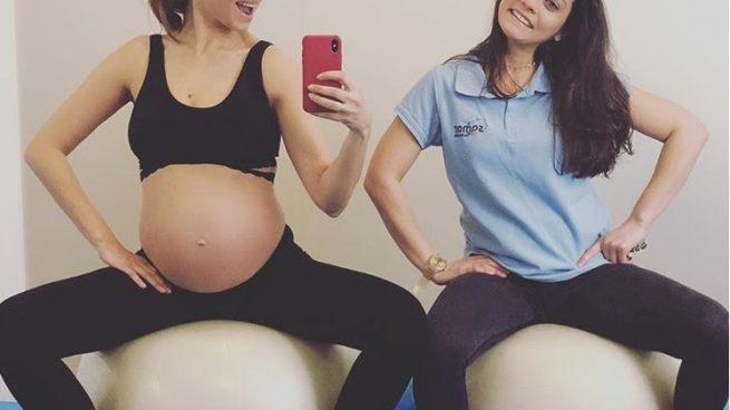 Fortalecer suelo pelvico embarazadas