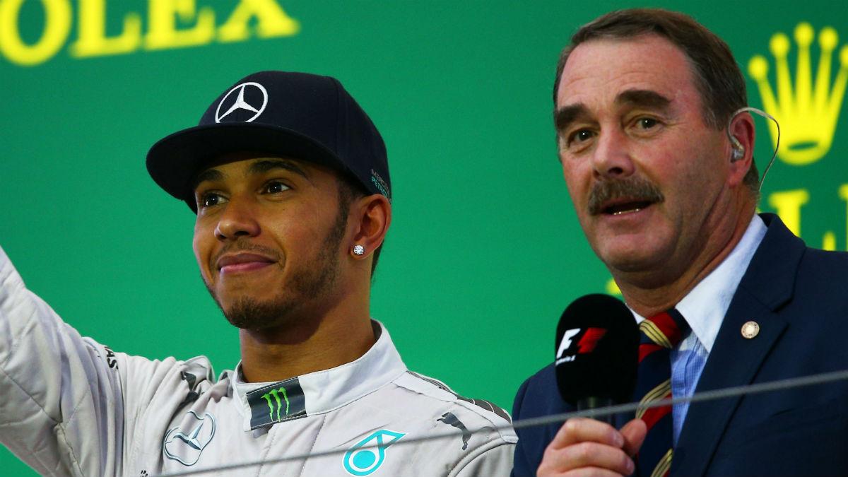 Nigel Mansell opina que, de mantener el hambre mostrado hasta ahora, Lewis Hamilton puede encadenar varios títulos mundiales de Fórmula 1 más. (getty)