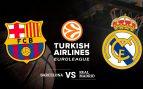 Barcelona – Real Madrid: horario y dónde ver el partido de Euroliga por TV