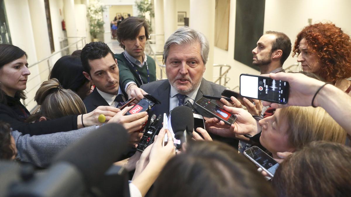 Iñigo Méndez de Vigo. (Foto: EFE)