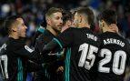 Vuelve el Madrid de las remontadas