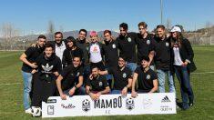 El equipo del Mambo F.C.