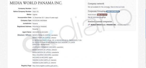 OKDIARIO descubre más offshores del dueño de 'Público', Roures, en el paraíso fiscal de Panamá